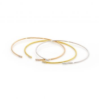 Diamond bangles By Stelios Jewellers in Perth