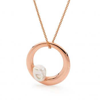 Australian South Sea Keshi Pearl pendant by Stelios Jewellers in Perth