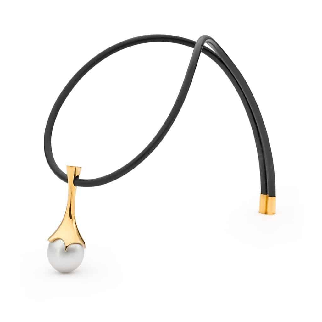 Australian South Sea pearl pendant by Stelios Jewellers in Perth