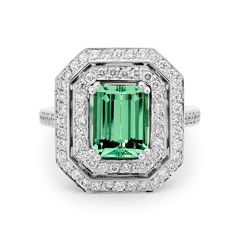 THALASSA Engagement Ring by Stelios Jewellers in Perth