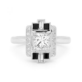 HERA engagement ring by Stelios Jewellers in Perth