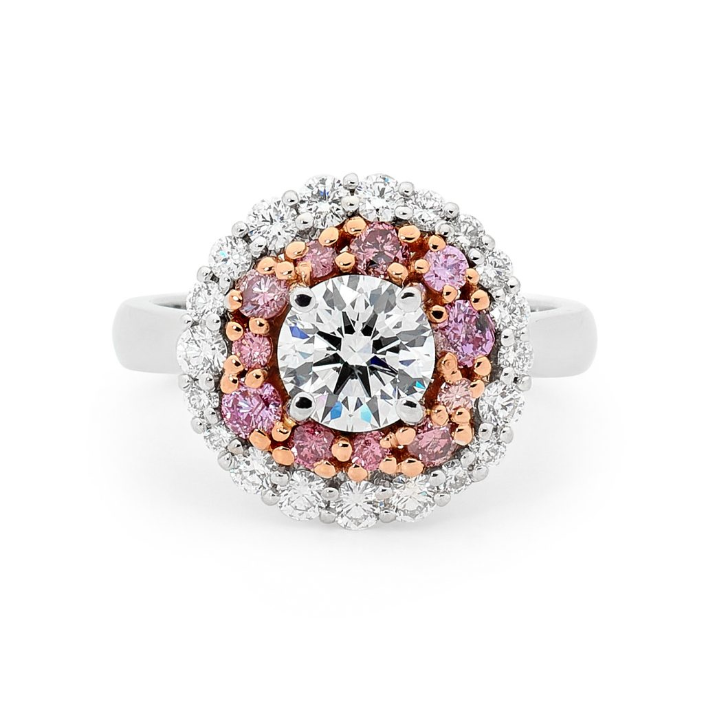 SPHERA Diamond Engagement Ring by Stelios Jewellers in Perth