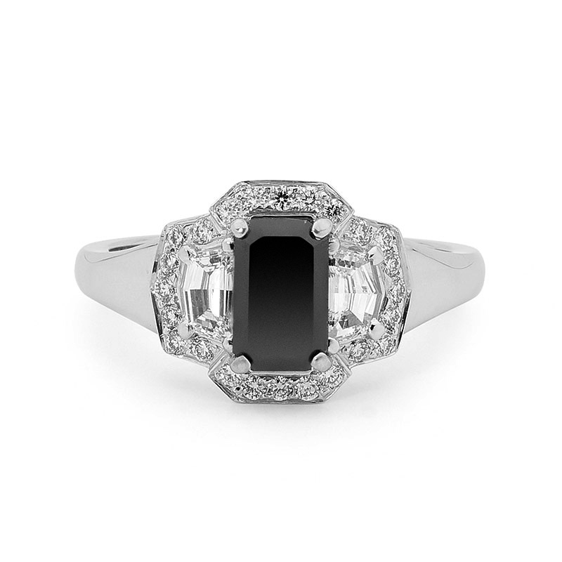 GLORIA Engagement Ring by Stelios Jewellers in Perth
