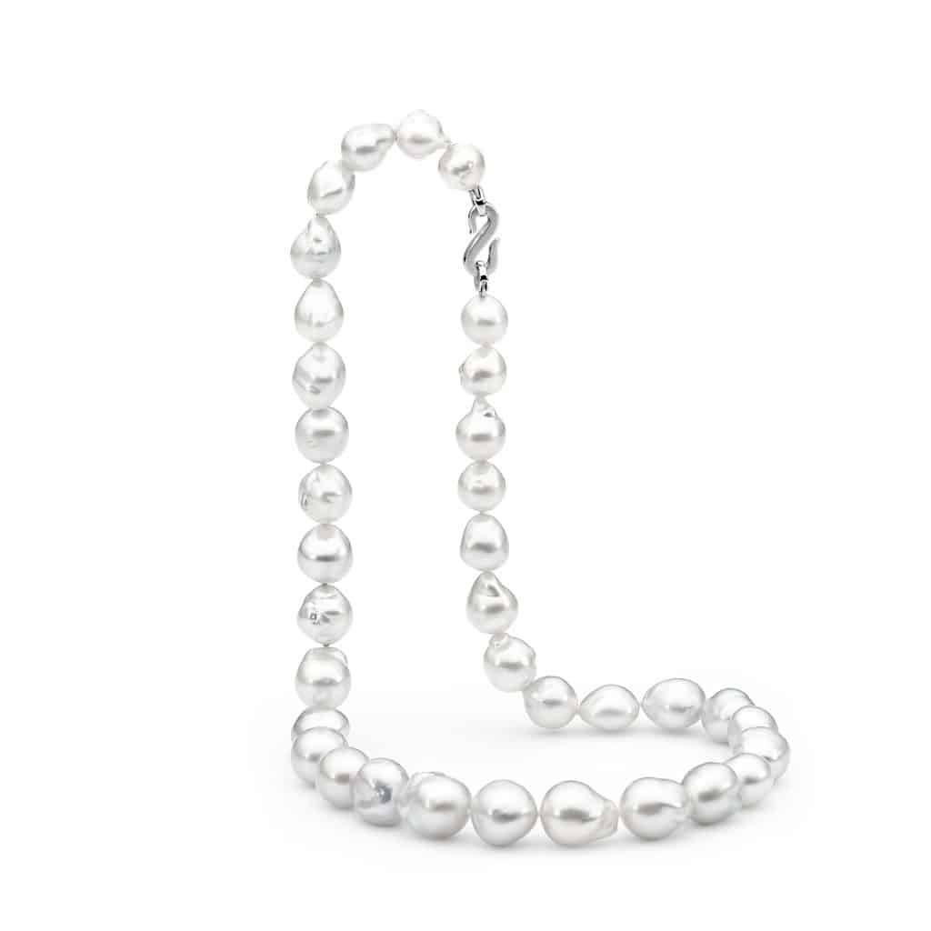 Australian South Sea pearl strand