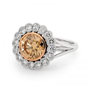 LOULOUTHI engagement ring By Stelios Jewellers in Perth