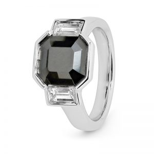 FORTUNATO engagement ring By Stelios Jewellers in Perth