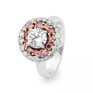SPHERA engagement ring By Stelios Jewellers in Perth